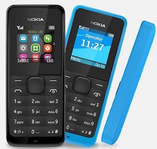 Harga dan Gambar Nokia 105