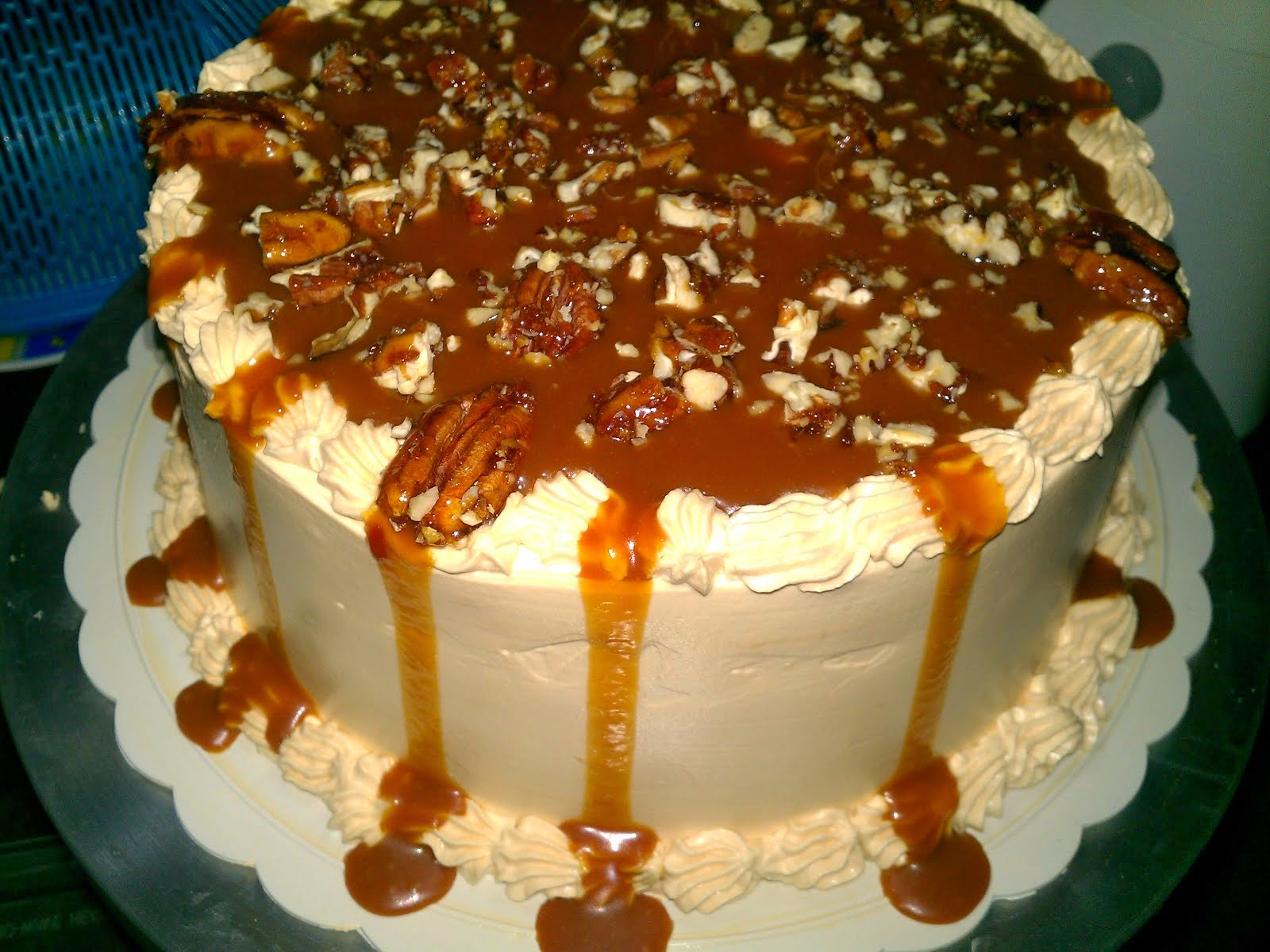 Cake Pecan Butterscotch