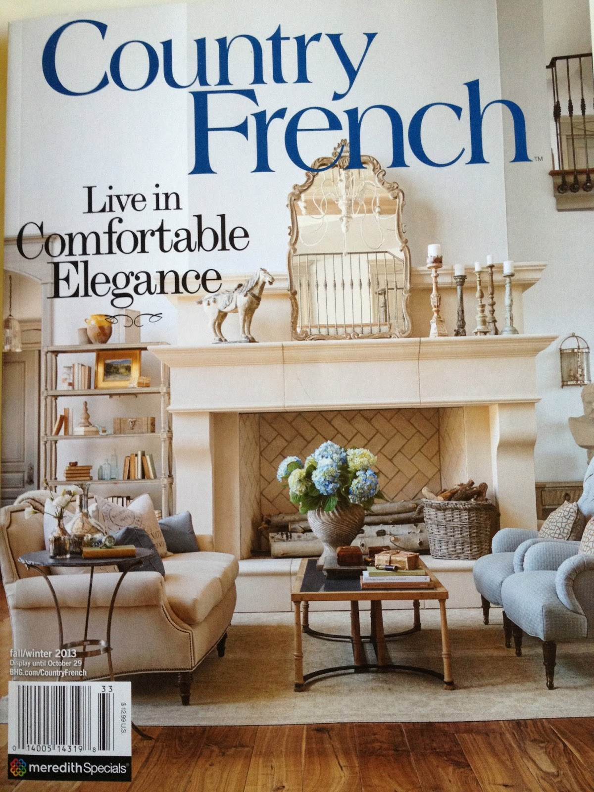 Vignette Design Country French Magazine French Decor Magazine