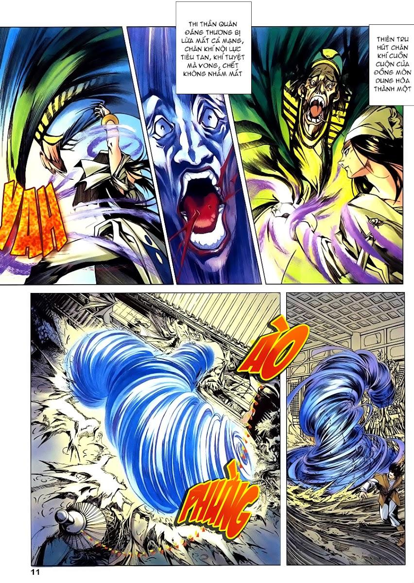Lục Đạo Thiên Thư chap 4 - Trang 11