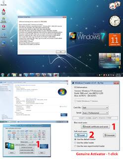 Win7 Activator