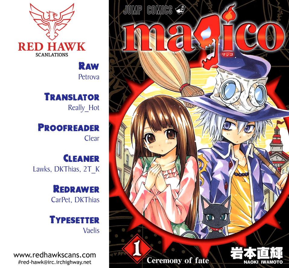 อ่านการ์ตูน Magico 50 ภาพที่ 20