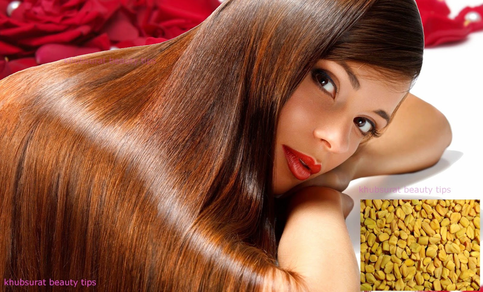 methi seeds for hairs
