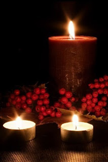 Candle Light Wallpapers