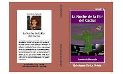 """""""LA NOCHE DE LA FLOR DEL CACTUS"""""""