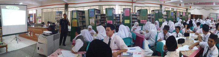 Bahasa Arab SMK Baru Bintulu