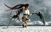 Heavenly Sword Video Game Wallpaper 21