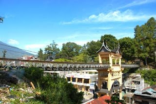tempat wisata bukittinggi selain jam gadang