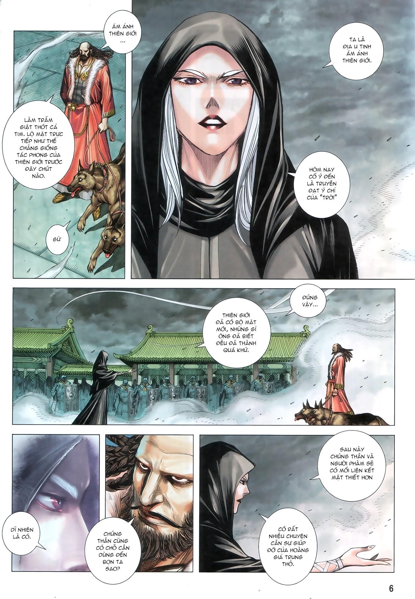 Tây Du Chap 125 - Trang 6