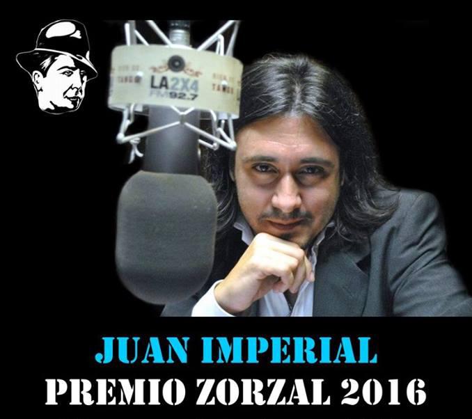Juan Imperial - Conductor