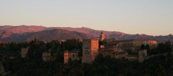 The Alhambra, Granada, Spain