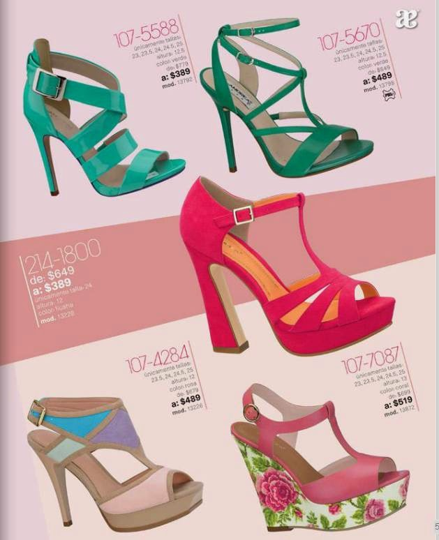 Tacones Altos outlet 1-2015