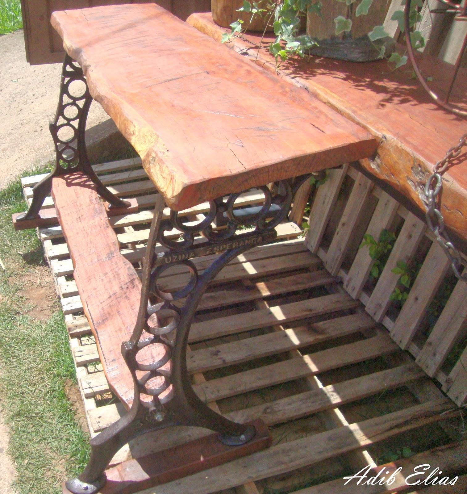 madeira reciclada de jacarandá aparador de madeira reciclada e ferro  #B14E1A 1513x1600