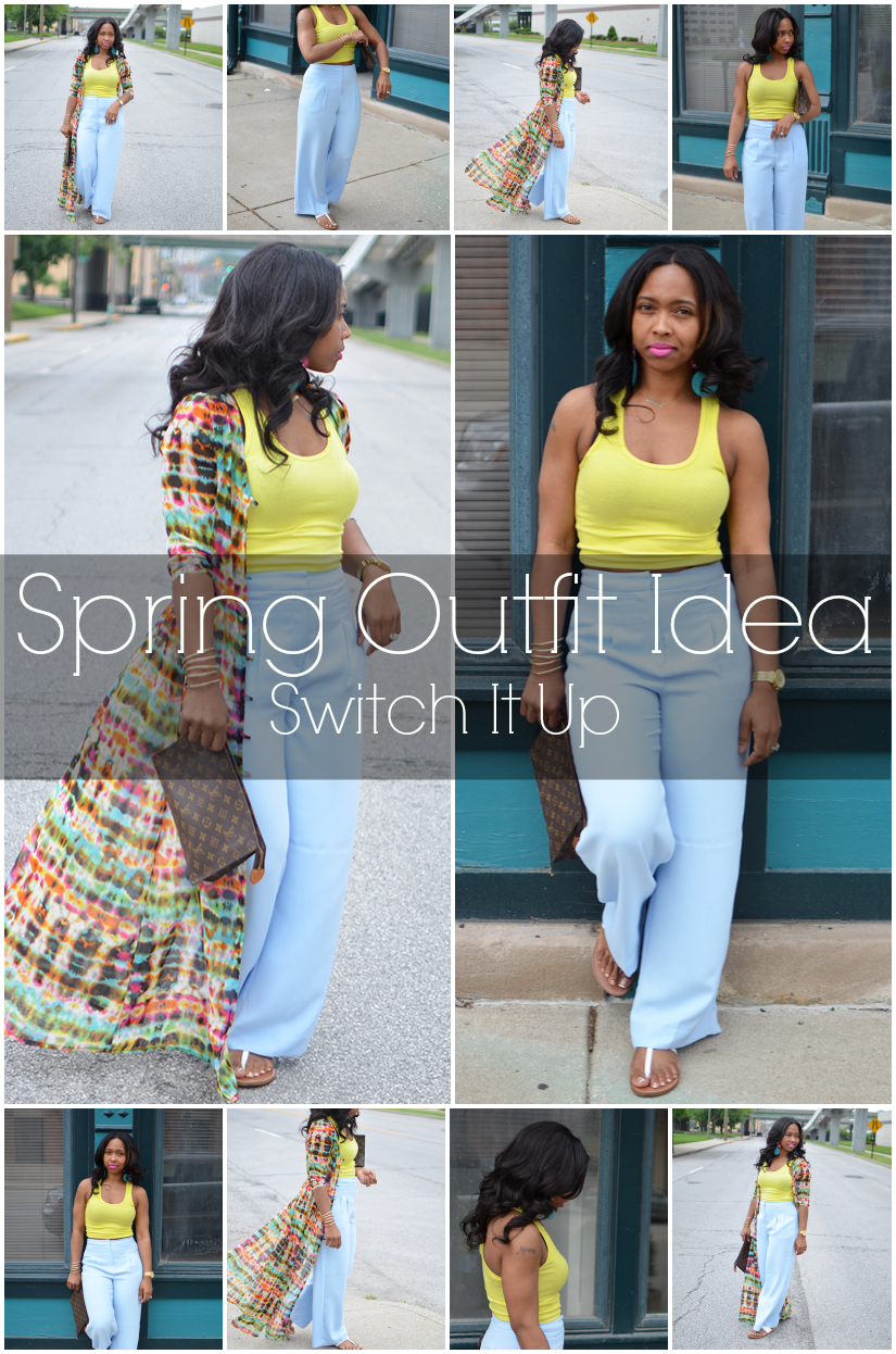 Spring Outfit Idea, OUTFIT, OUTFIT POST, Spring 2015, Switch It Up