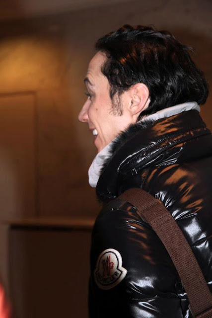 Johnny Weir. Photo © Junko Mi @ Official Johnny Weir Blog.