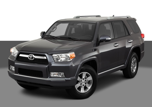 2012 Toyota 4 Runner Limited Concept