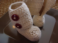 Crocheted Boots Pattern3