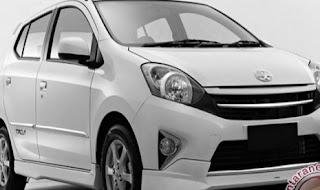 Harga dan Spesifikasi Toyota Agya Mobil Irit dan Murah 2012