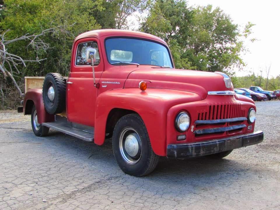 All American Classic Cars 1952 Ihc International L 110 Pickup Truckrhallamericanclassiccarsblogspot: 1949 Ihc Wiring Diagram At Gmaili.net