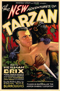 Las Nuevas Aventuras de Tarzán