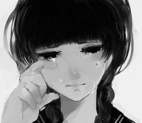 hình ảnh buồn đau khổ vì tình yêu