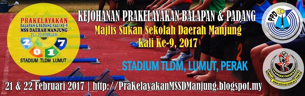 PraKelayakan Balapan&Padang MSSD Manjung 2017