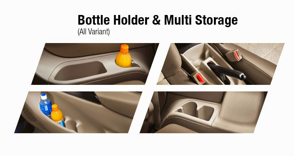 Bottle Holder Avanza