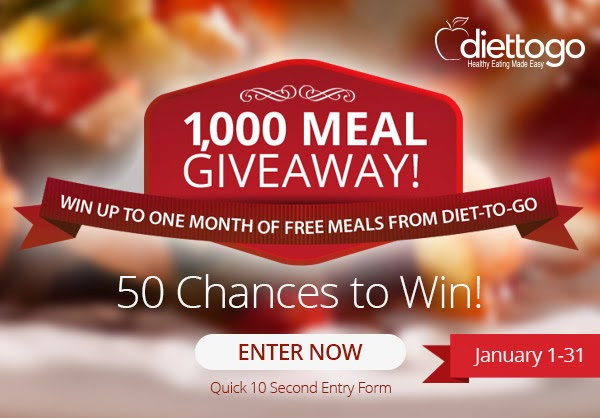 Diet-to-Go Giveaway