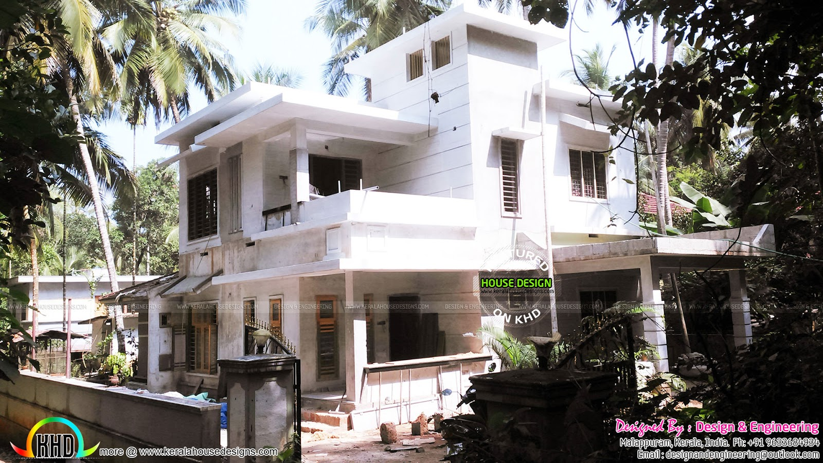 House Alteration Plan Kerala Home Design And Floor Plans