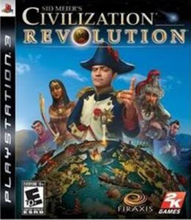 Sid Meiers Civilization Revolution PS3