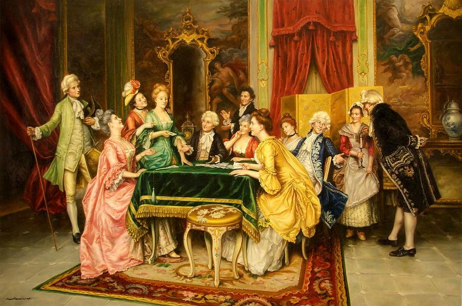 Neoclassicism vs Rococo Art Periods Essay