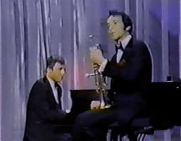 Burt Bacharach e Herb Albert em dueto