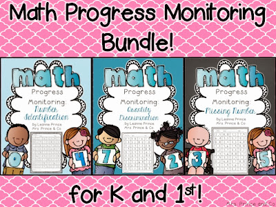 http://www.teacherspayteachers.com/Product/Math-Progress-Monitoring-BUNDLE-996806