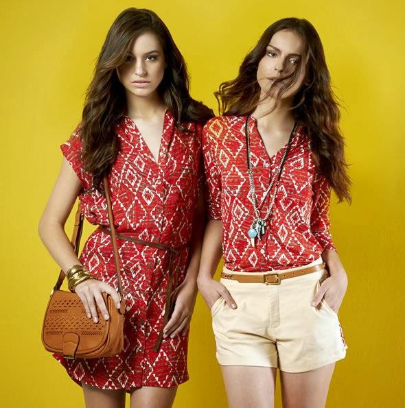 Conheça o novo étnico para o verão 2014