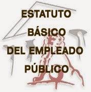 ESTATUTO BÁSICO DEL EMPLEADO PÚBLICO. RD LEGISLATIVO 5/2015