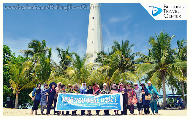 4D3N Trip Wisata Pulau Belitung