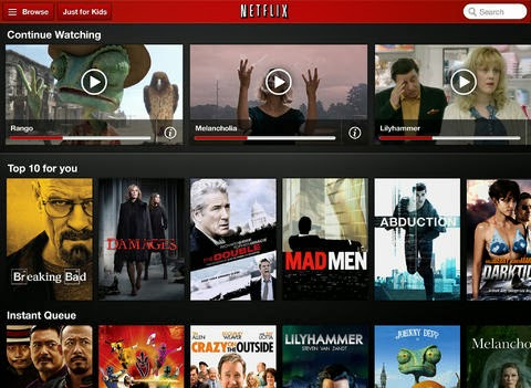 Netflix iPad App Review - Best App For Watching TV Episodes and Movies