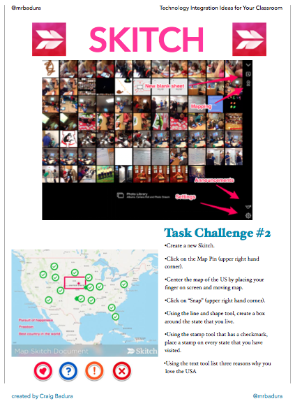 Here Are Some Examples Of App Task Challenges