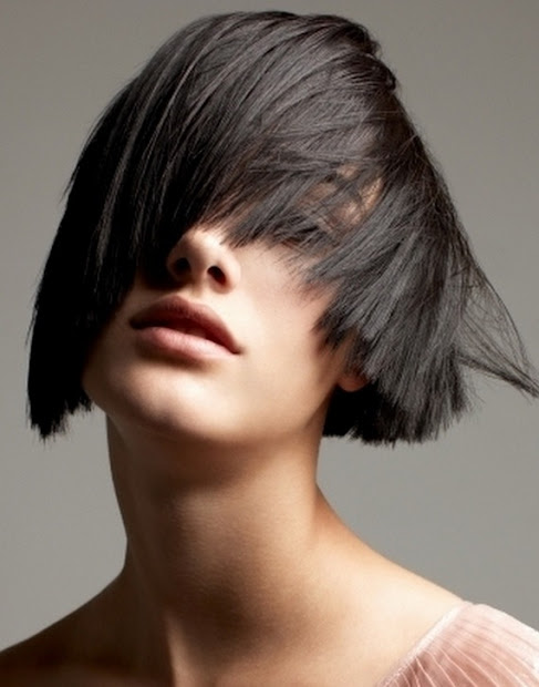 uneven layered haircuts women design