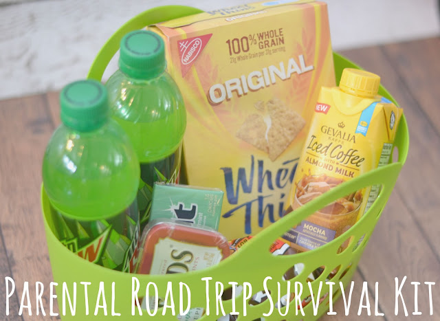 Parental Road Trip Survival Kit, Parent Road Trip Survival Kit, Road trip tips, Sale at Safeway,