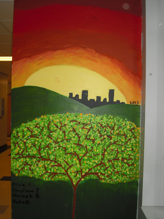 A Mural for Project Green