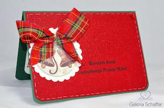 nietypowe piękne kartki świąteczne kolekcja galeria schaffar