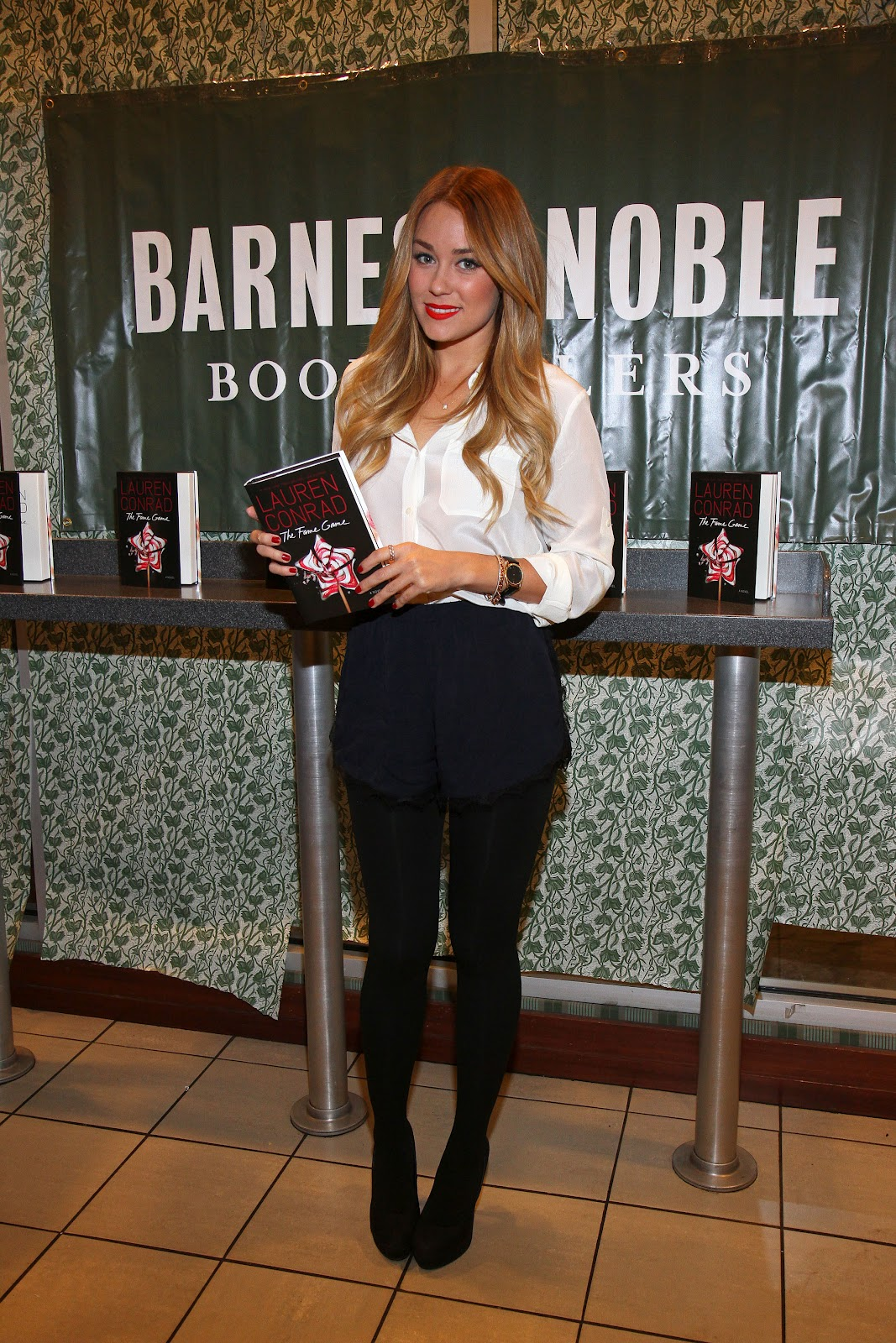 Lauren Conrad Her Life Her Fashion Her Style April 2012