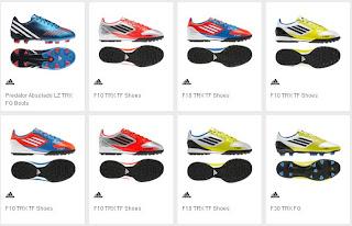 adidas futbol ayakkabıları 2013