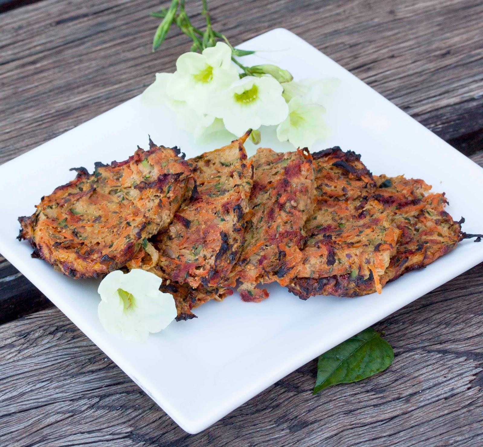 Paleo Vegetable Latkes - KARENLUVSLIFE