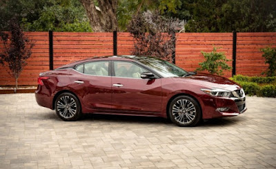 2016 Nissan Maxima Specs and Review