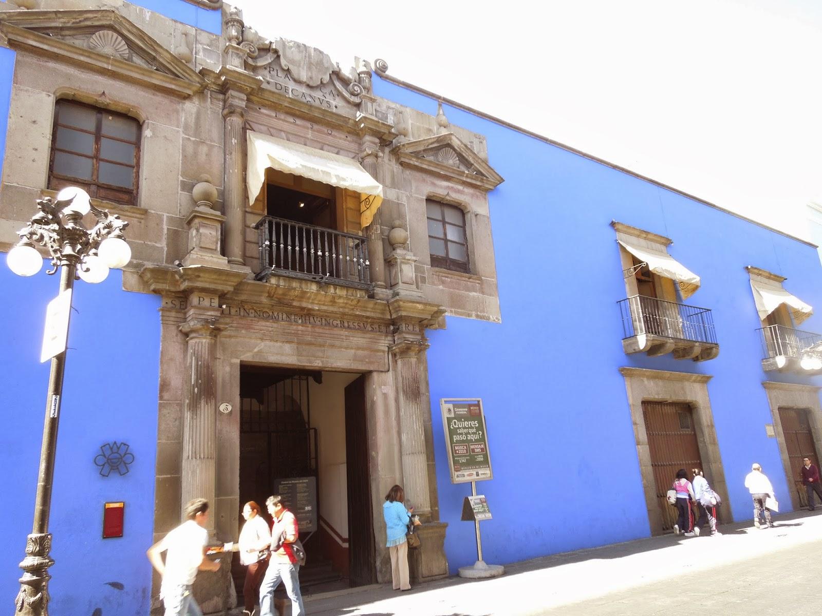 Colonialmexicoinsideandout italian renaissance in for Casa mansion puebla