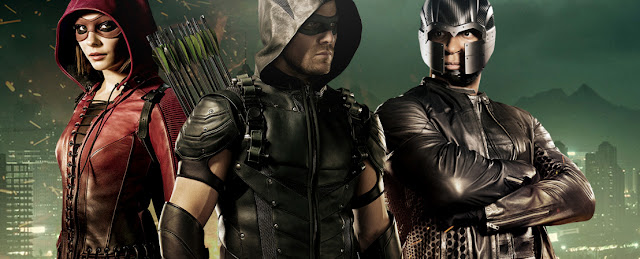 Quarta temporada de arrow