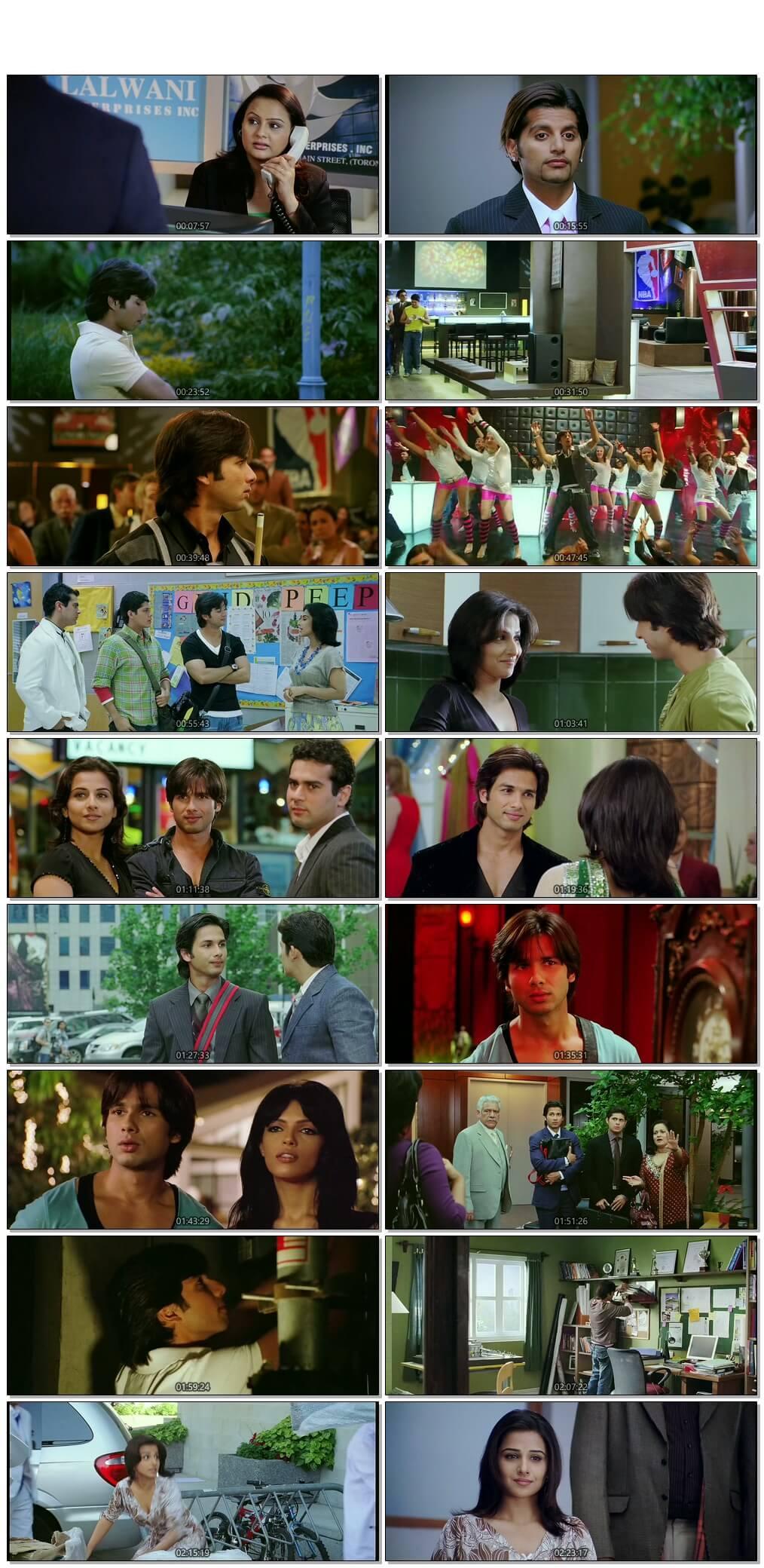 Screen Shot Of Kismat Konnection  2008 Full Movie Free Download HD 720P Watch Online