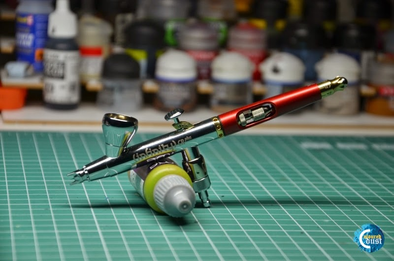 "Airbrush ""INFINITY CR plus"" - Harder&Steenbeck"